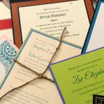 Delray Beach Calligrapher and Custom Invitations Bar Mitzvah